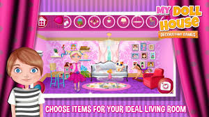 my doll house decorating games android apps on google play