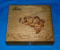 Keepsake Box Personalized Wood Burned Cigar Box Personalized Gift Box Best Man Groomsman