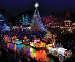 branson drive through christmas lights 5 best christmas light road trips