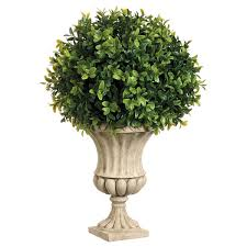Rosemary Topiary The Many Styles Of Artificial Ball Topiaries