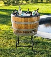 Wine Barrel Home Decor 76 Best Wine Barrel Ideas Images On Pinterest Wine Barrels