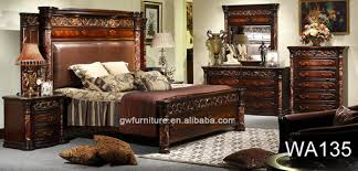 Arabic Bedroom SetsRoyal King Size Bedroom SetsWooden Bedroom - King size bedroom set solid wood