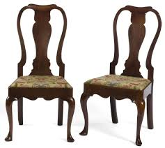 Straight Back Chairs Styles Of Antique Side Chairs