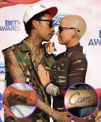 9 tattoos amber rose could u0027ve gotten instead of wiz u0027s face vibe