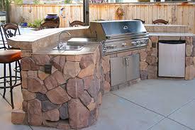 outdoor island kitchen outdoor kitchens fresno custom kitchen and bbq islands