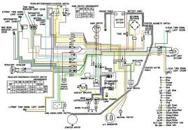 cb radio wiring diagram gm colors throughout harley davidson