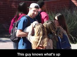 Pick Up Guy Meme - that s how you do it