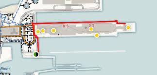 navy pier map navy pier walk illinois alltrails com