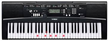 yamaha keyboard lighted keys our yamaha ez 220 review simply the best portable keyboard under