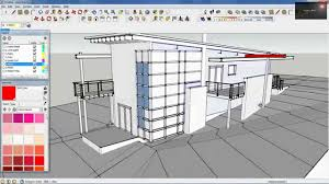 tutorial sketchup autocad revit to sketchup via 3d autocad file youtube