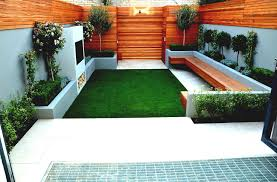 Back Garden Landscaping Ideas Size Of Low Maintenance Garden Design With Green Grass And