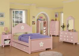 floresville pink kids bedroom 4pc set 00730 by acme w options