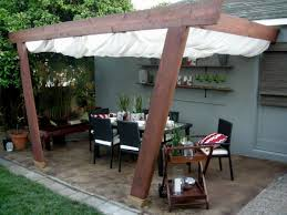 inexpensive patio shade ideas modern patio design with