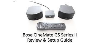 best bose home theater best bose cinemate series ii digital home theater speaker system