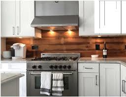 wood backsplash kitchen wood backsplash finished pallet wood backsplash stove