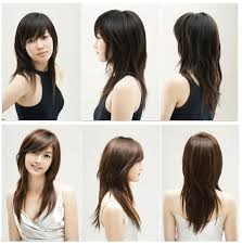 layered cuts for medium lengthed hair for black women in their late forties medium haircut with layers and side bangs n26doyq1b hair and