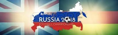 russia football map russia 2018 uk germany soccer outline map regular design stock