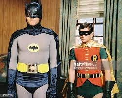 Halloween Costumes Batman Robin Batman Robin Stock Photos Pictures Getty Images