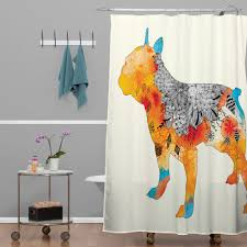 Unique Shower Curtains Cool Funky Shower Curtains Affordable Modern Home Decor Funky