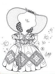paper dolls in black u0026 white to color u0026 cut marges8 u0027s blog page 8