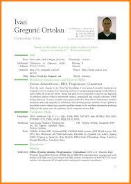 curriculum vitae for job application pdf 4 cv model download pdf payslips format