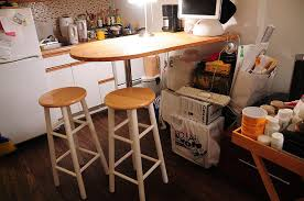 Design Your Own Kitchen Table Making Your Own Wall Mounted Kitchen Table U2014 Smith Design