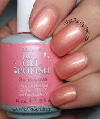 ibd so in love plus more ibd just gel nail polish colors ibd