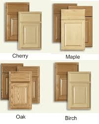 New Kitchen Cabinets - Kitchen cabinet wood types