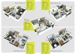 East Facing Duplex House Floor Plans by The Lawnz