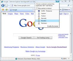 google teamviewer c how is teamviewers quickconnect button accomplished stack