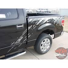 Ford Raptor Nitro Truck - ford f 150 predator f series raptor mudslinger side truck bed