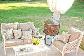 Garden Treasures Patio Heater Cover Garden Treasure Patio Furniture Reviews Wherearethebonbons Com