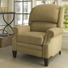 smith brothers recliners pressback reclining chair with bustle