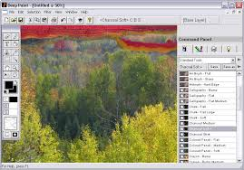 paint software painting programs for linux the black pit