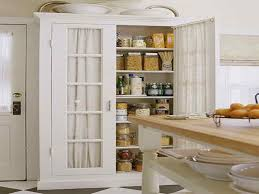 kitchen storage pantry cabinet decorating clear