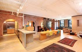 Loft In A House by 5 35m Live Work Loft In Tribeca By Dean Wolf Architects Is A