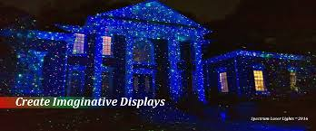Outdoor Laser Projector Christmas Lights by Spectrum Laser Lights High Definition Laser Christmas Lights