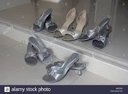 wedding shoes queensland wedding shoes gold coast queensland australia stock photo
