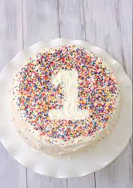 fluffy vanilla cake whipped vanilla bean frosting fun
