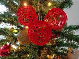 all my disney craft diy string mickey baubles