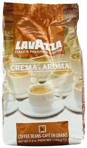 espresso coffee bag amazon com lavazza crema e aroma coffee beans 2 2 pound bag