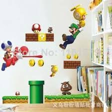Super Mario Home Decor Cheap Super Mario Wall Decor Find Super Mario Wall Decor Deals On