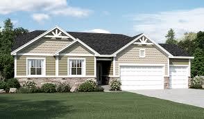 2 floor house daniel ii floor plan at layton shores richmond american homes