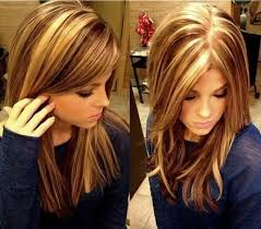 medium lentgh hair with highlights and low lights 2018 popular long hairstyles with highlights and lowlights