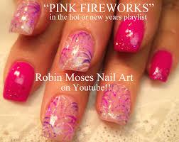 robin moses nail art happy new year 2016