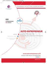chambre de commerce auto entrepreneur guide de l auto entrepreneur 2011 chambre commerce newsindo co