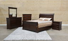 Bedroom Furniture Mn Schleiger Burnished Brown Bedroom Furniture Collection For 219 94