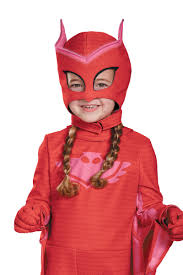 pj masks owlette mask disney junior glow dark 18700 911