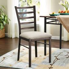 mainstays accent chair oil rubbed bronze finish multiple colors