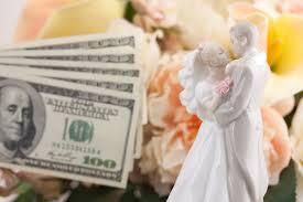 wedding money cash wedding registries